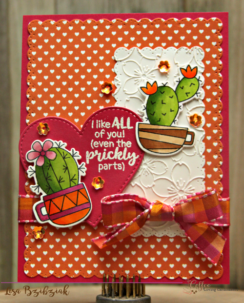 I like all of you by Lisa features Cuppa Cactus by Newton's Nook Designs; #newtonsnook
